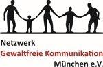 Netzwerk Gewaltfreie Kommunikation München e.V. Mobile Logo
