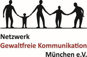 Netzwerk Gewaltfreie Kommunikation München e.V. Mobile Retina Logo