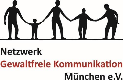 Netzwerk Gewaltfreie Kommunikation München e.V. Retina Logo